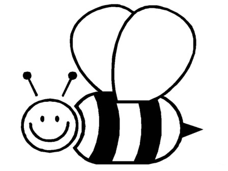 Bumble-Bee-Coloring-Pages